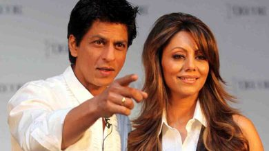 Photo of Shah Rukh Khan Reveals He Lied to Wife Gauri Khan About Their Honeymoon