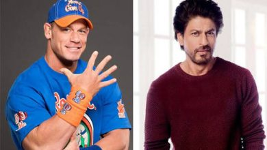 Photo of WWE Star John Cena Proves That He is a Big Fan of Shah Rukh Khan