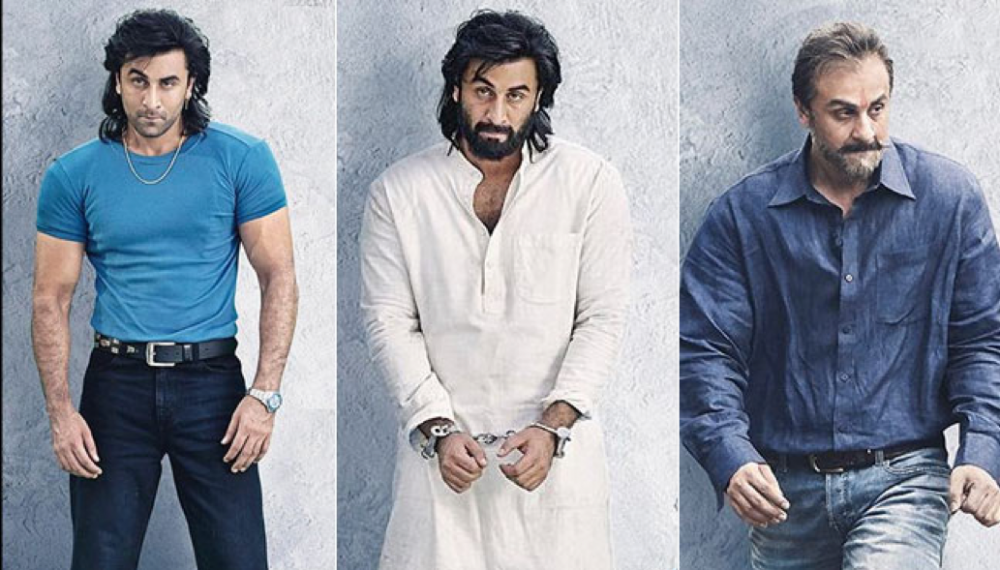 Sanju 300 crore box office