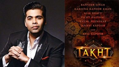 Photo of Karan Johar Reveals Insane Facts About His Upcoming Film 'Takht'