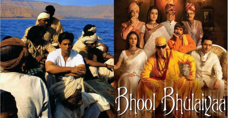 Bollywood Remakes of South Indian Movies