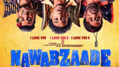 Photo of Box Office Collection of the Film 'Nawabzaade' Remains Just 40 Lakhs on the First Day of its Release