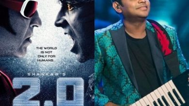 Photo of A.R. Rahman Reveals the Climax of Robot 2.0