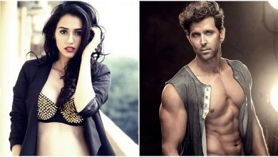 Photo of Disha Patani Reacts to Rumours Claiming Hrithik Roshan Flirted With Her