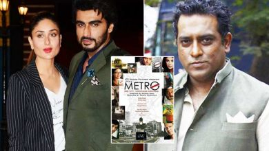 Photo of Anurag Basu Reacts to Reports About Arjun-Kareena Kapoor Starrer 'Life in a Metro' Sequel