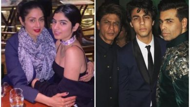 Photo of Shah Ruk Khan's Son Aryan and Khushi Kapoor to Make Their Bollywood Debut in a Karan Johar Film?