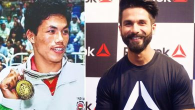 Photo of Shahid Kapoor All Set to Play Boxing Gold Medallist 'Dingko Singh' on Screen