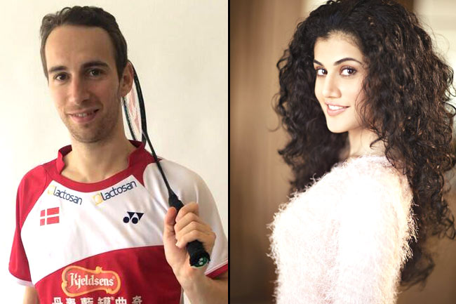 Photo of Taapsee Pannu to Tie The Knot With Her Danish Boyfriend Mathias Boe by The End of This Year?