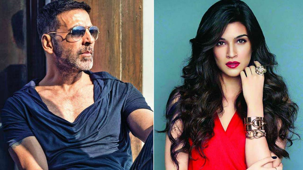 Photo of Kriti Sanon And Akshay Kumar to Shoot a Baahubali War Spoof For 'Housefull 4'