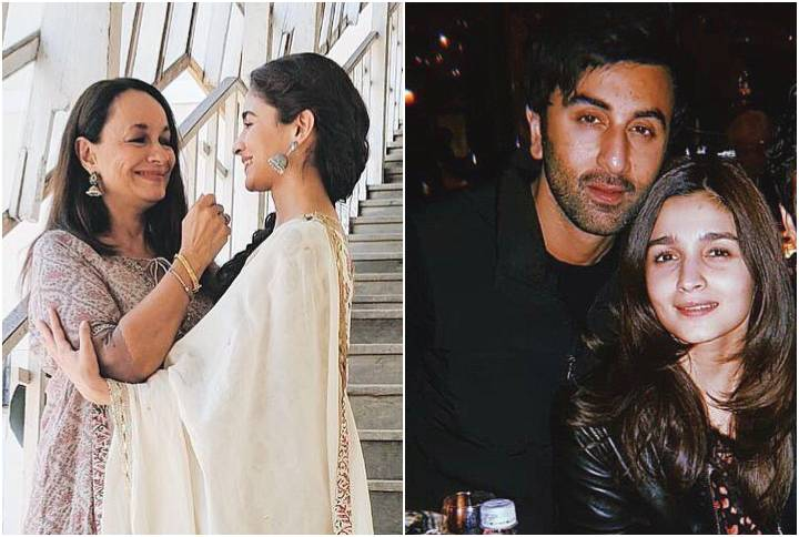 Photo of Alia Bhatt's Mother Reacts on Her Daughter's Relationship With Ranbir Kapoor: Check Out What She Says!