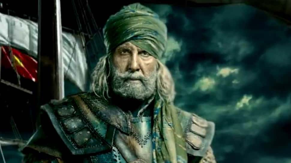 Photo of Amitabh Bachchan's First Look From 'Thugs Of Hindostan' Revealed, be Ready to Meet 'Khudabaksh' This Year
