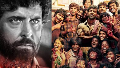 Photo of Hrithik Roshan Shares The First Look of His Upcoming Film 'Super 30' on Teachers' Day