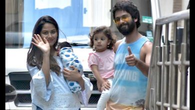 Photo of Here's Why Shahid Kapoor And Mira Rajput Named Their Son Zain Kapoor