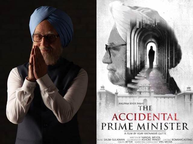 The Accidental Prime Minister Anupam Kher Akshaye Khanna
