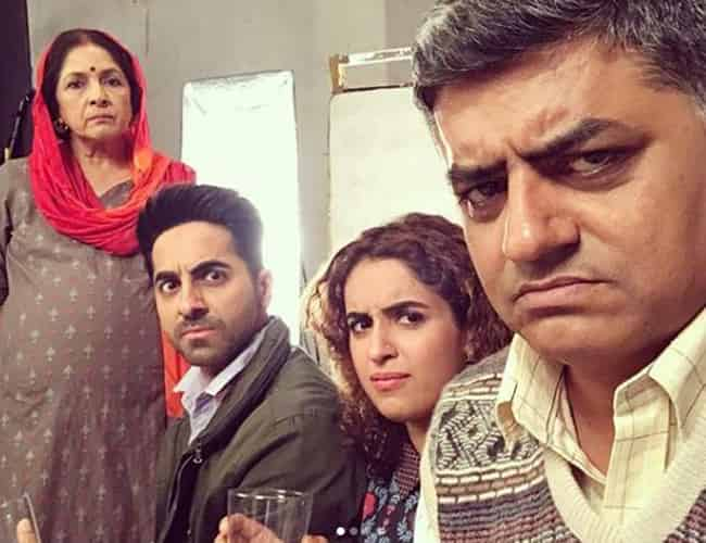 Photo of Badhaai Ho Team Served With Legal Notice by The Government For Reckless Tobacco Promotion in The Film