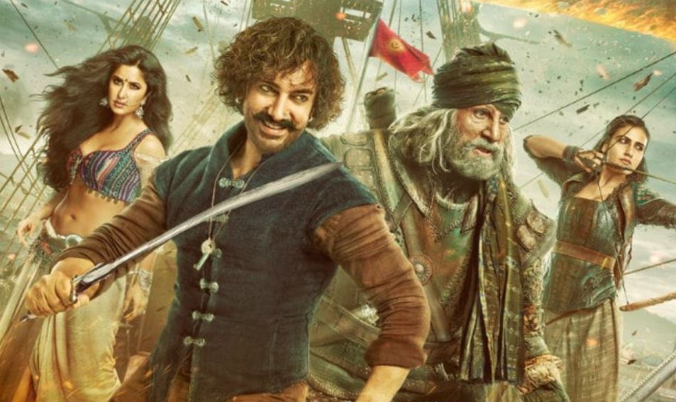 Photo of Aamir Khan Fans Are Coming to India From China to Watch 'Thugs of Hindostan'
