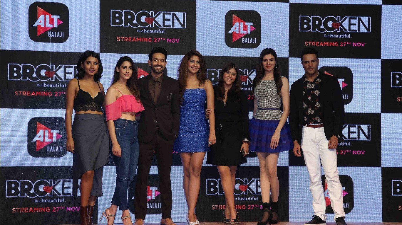 Broken But Beautiful Mp3 Song Download