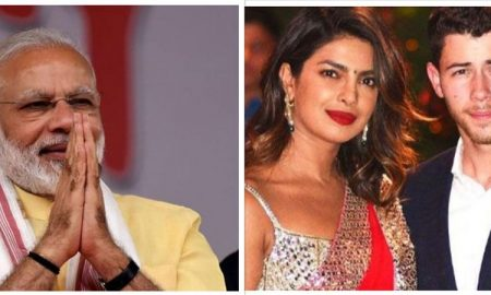 Priyanka Chopra And Nick Jonas Wedding Narendra Modi