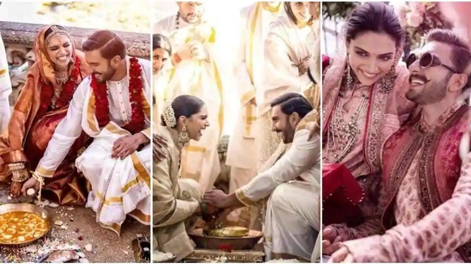 Photo of New Photos From Deepika Ranveer Wedding Are Out And You Wouldn't Stop Ogling at it