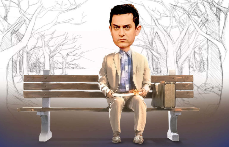 Photo of Aamir Khan to Work With Secret Superstar Director in Forrest Gump Hindi Remake?