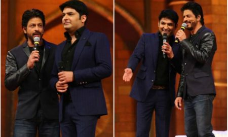 Kapil Sharma New Show Shah Rukh Khan