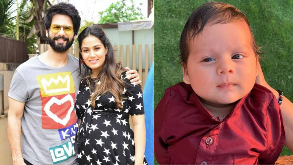 Photo of Mira Rajput Shares Her Son Zain Kapoor's First Picture And The Netizens Can't Keep Calm