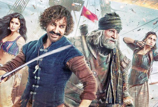 Thugs Of Hindostan Full Movie 720p Download