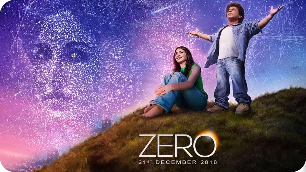 Photo of Zero Posters: Shah Rukh Khan Shares The First Look at Katrina Kaif And Anushka Sharma in The Film
