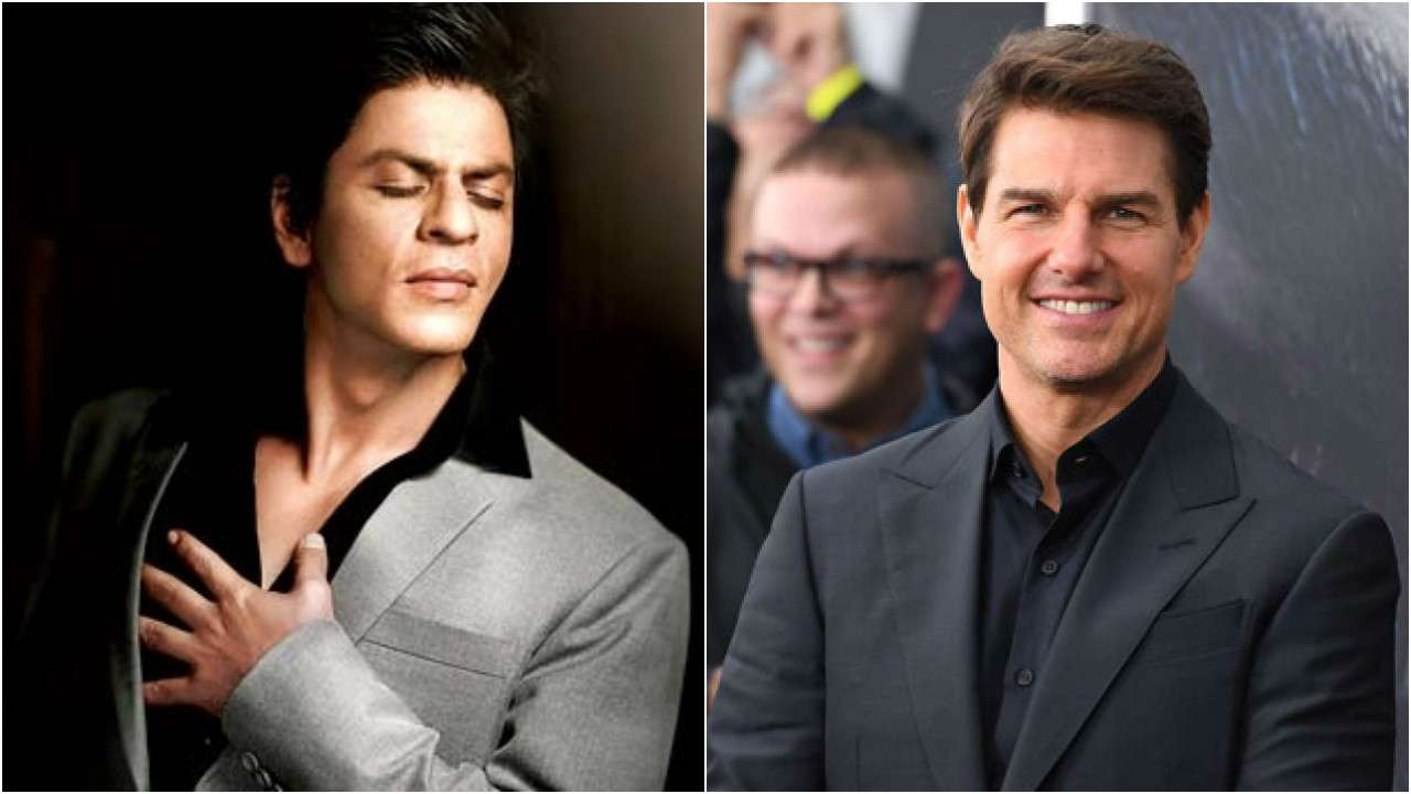 Shah Rukh Khan Tom Cruise