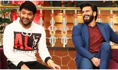 The Kapil Sharma Show Ranveer Singh
