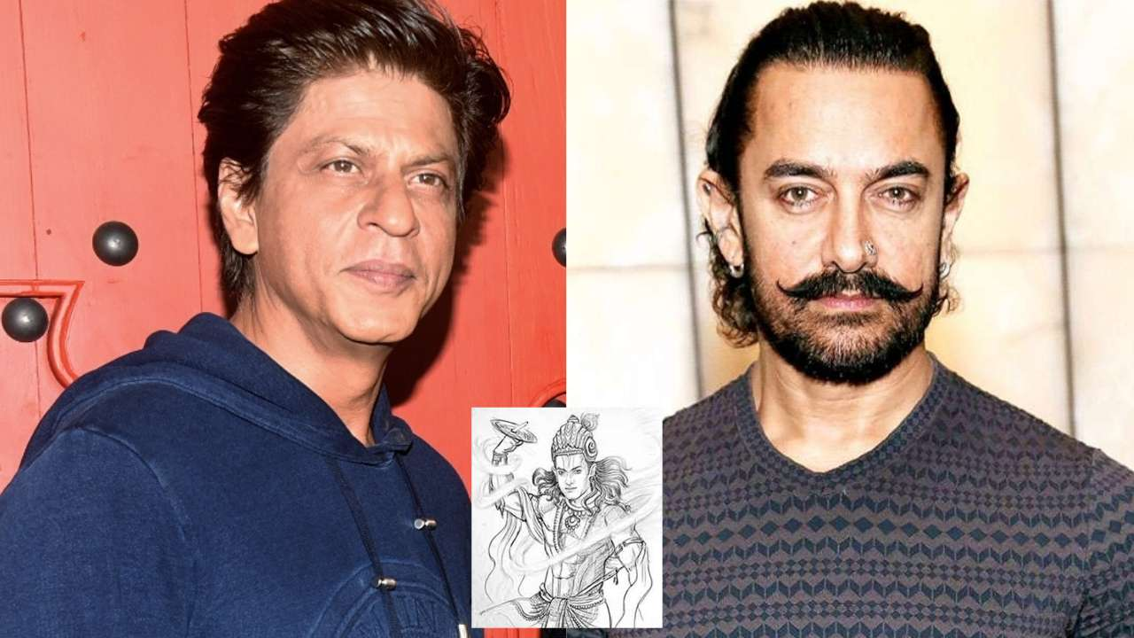 Photo of Shah Rukh Khan Confirms Aamir Khan Will Play 'Krishna' in Mahabharata