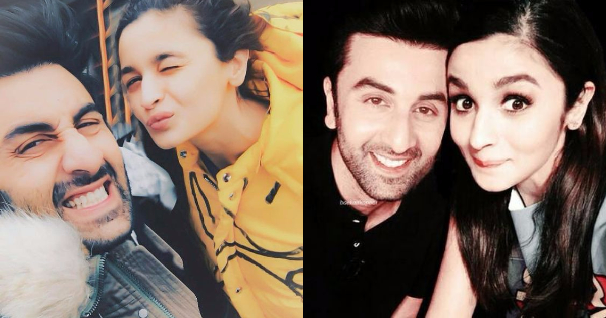 Photo of 25 Most Adorable Pictures of Alia Bhatt And Ranbir Kapoor Together