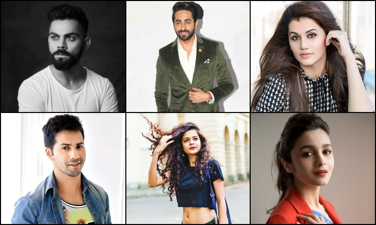Photo of GQ 2018 Powerlist: Ayushman, Varun, Alia, &Amp; Many More Make Their Way Into The List of 50 Most Influential Young Indians