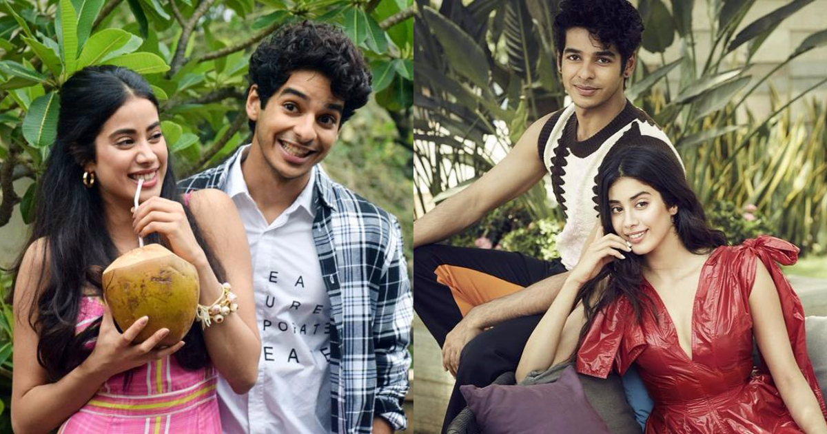 Photo of 25 Most Adorable Pictures of Janhvi Kapoor And Ishaan Khattar Together