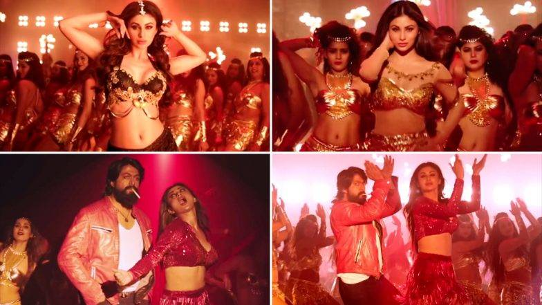 Photo of KGF's New Song Gali Gali Has Mouni Roy's Sexy Moves That Will Ride You Crazy!