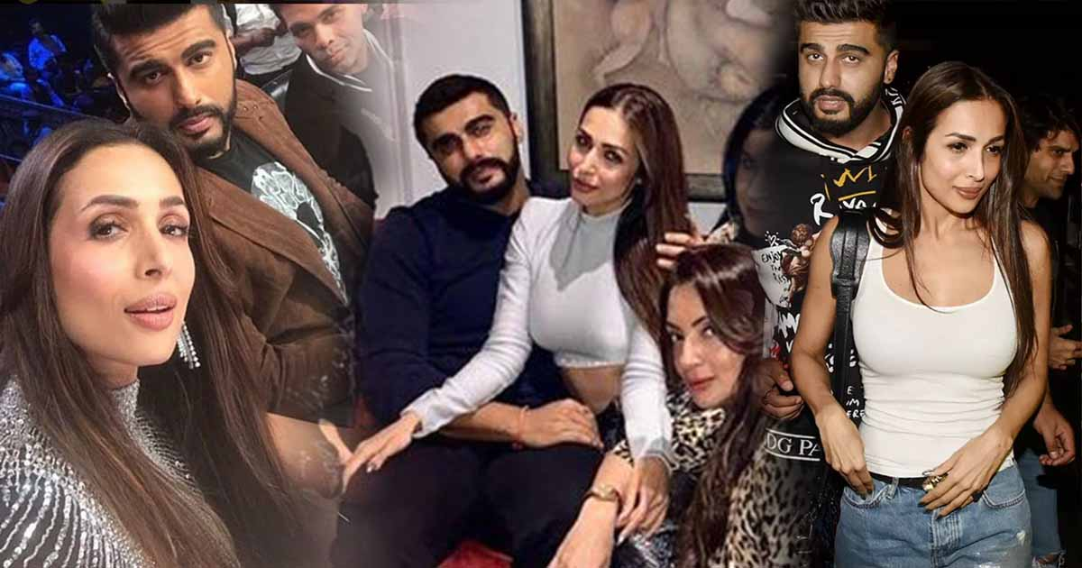 Photo of 25 Pictures of Most Rumored Couple In Bollywood, Malaika Arora And Arjun Kapoor