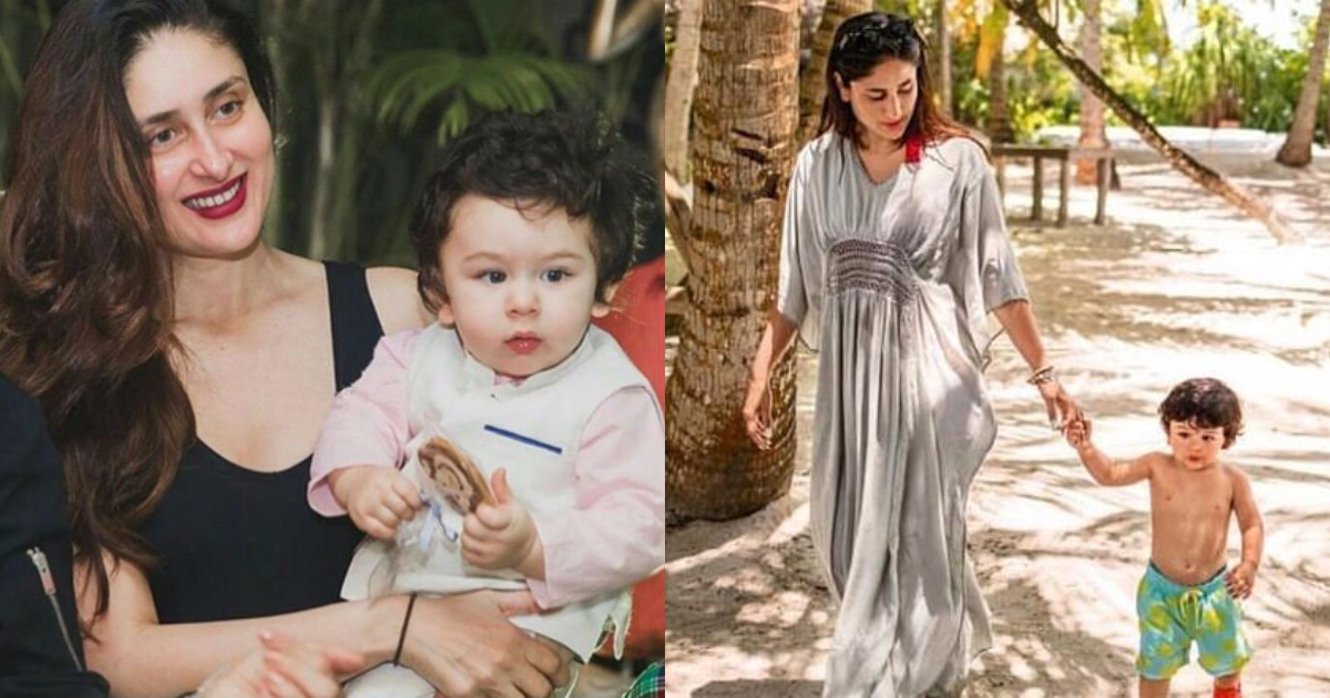 Photo of 25 Times Taimur Ali Khan Proved He Is The Cutest Star Kid in Bollywood