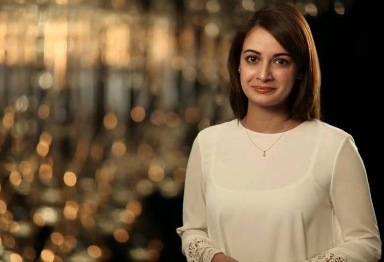 """Photo of Dia Mirza Questions The """"Exclusion of Women Representation"""" in The Bollywood Delegation Meet"""