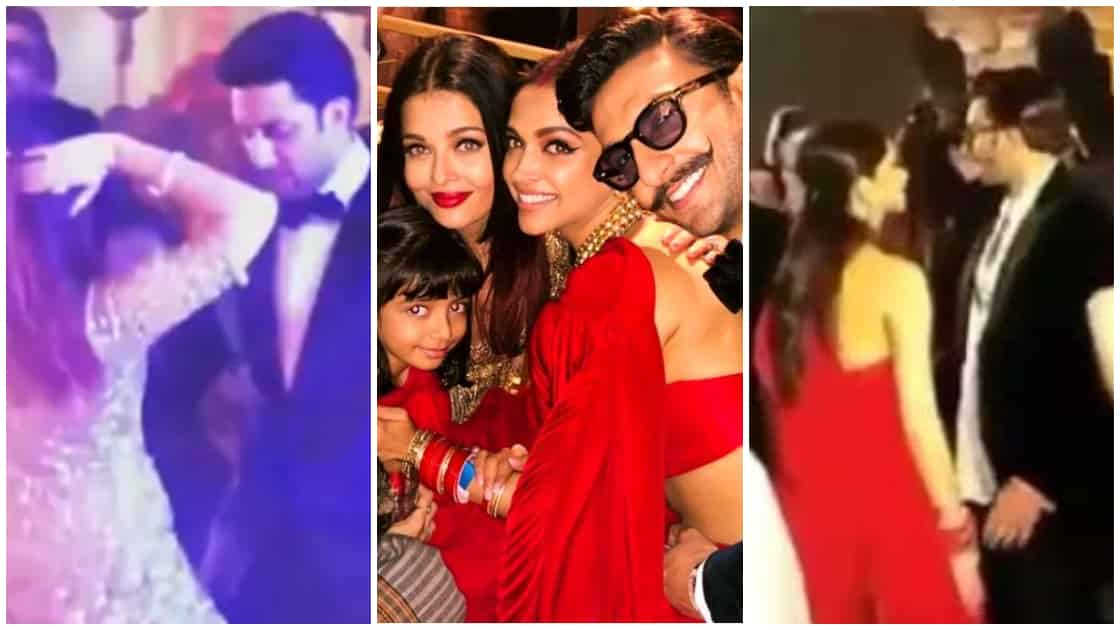 Photo of Ranveer-Deepika And Abhishek-Aishwarya's Dance at Isha Ambani's Sangeet is Winning Hearts