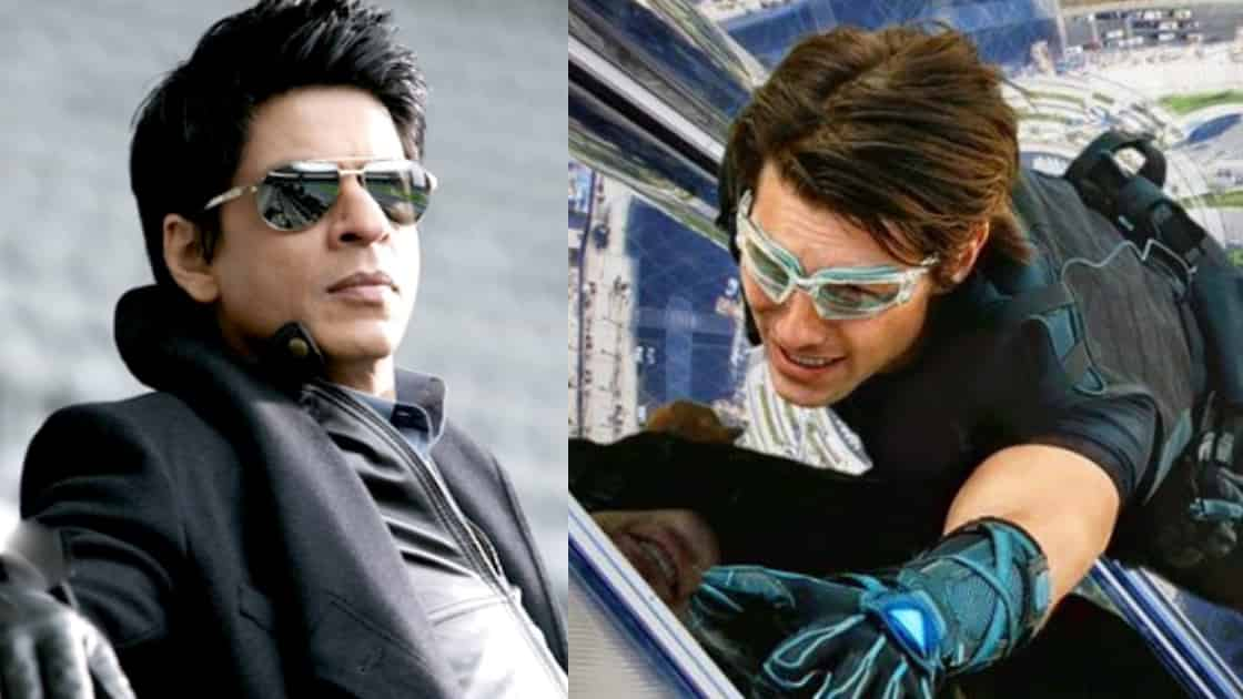 Photo of Shah Rukh Khan Wants to Copy Tom Cruise?