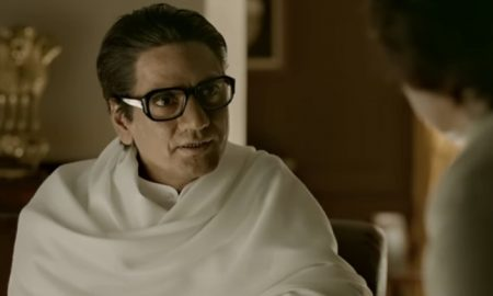Thackeray Trailer Nawazuddin Siddiqui Bal Thackeray