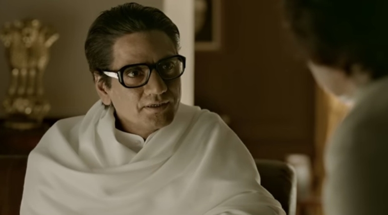 Photo of Thackeray Trailer Dropped And Nawazuddin Siddiqui as Bal Thackeray is Collecting Praises Already