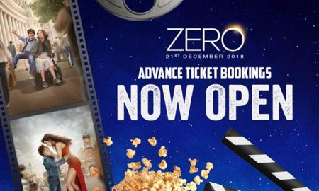 Advance Booking For Shah Rukh Khan's Zero