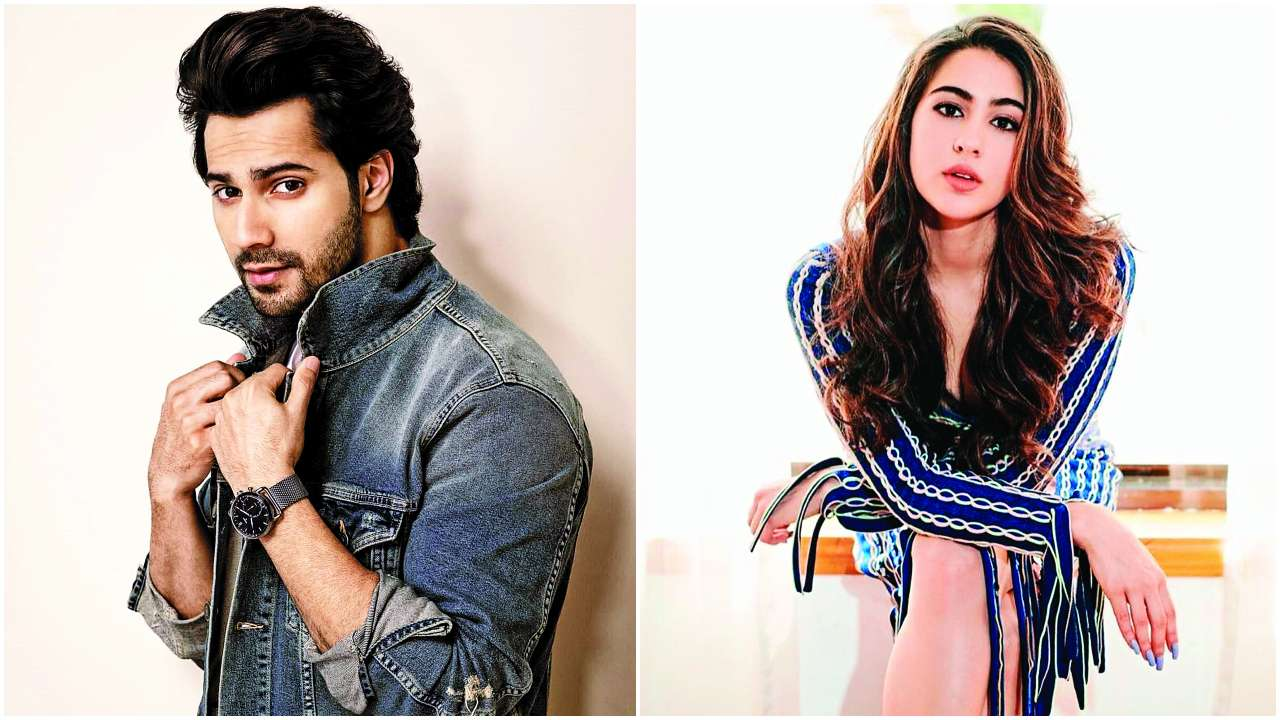 Photo of Varun Dhawan & Sara Ali Khan Officially Announced to Star in Coolie No. 1 Remake