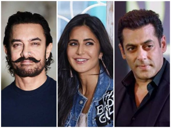 Photo of Aamir Khan Wants Salman Khan And Katrina Kaif to Reunite And is Playing Cupid?