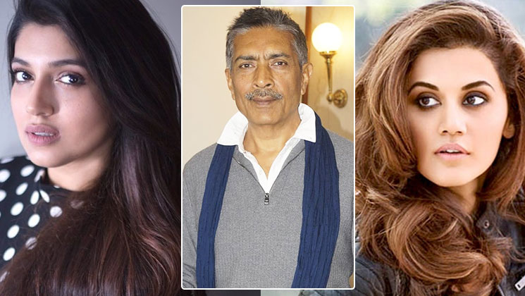 Photo of Prakash Jha is All Set to Play The Villain in Taapsee Pannu And Bhumi Padnekar's 'Womaniya'