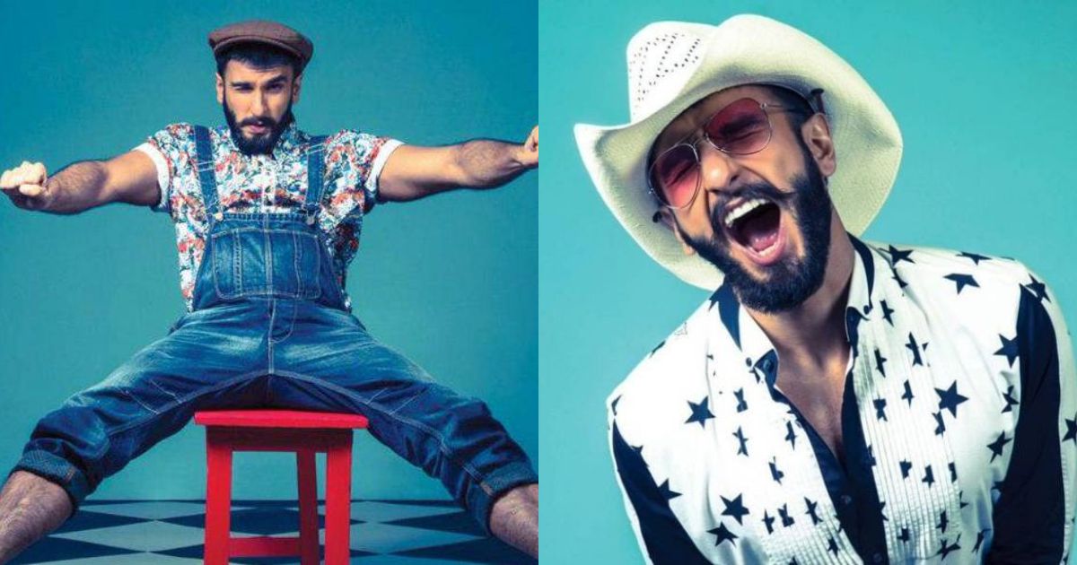 Photo of 25 Times Ranveer Singh Proved He Is The Funniest of All