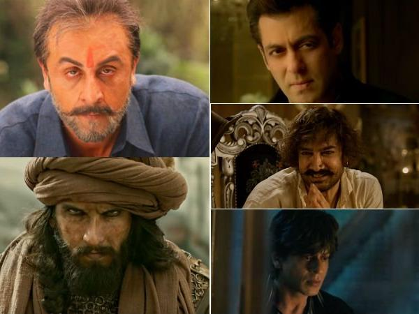Photo of The Khans of Bollywood Lost Top 3 Spots of The Box-Office Ladder to These Actors