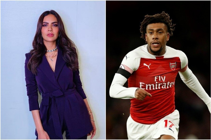 Photo of Esha Gupta Slammed For Racist Remarks Against Nigerian Footballer Alex Iwobi