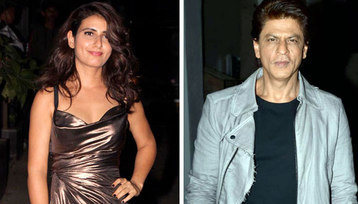 Photo of Fatima Sana Shaikh May Play Shah Rukh Khan's Wife in 'Salute'